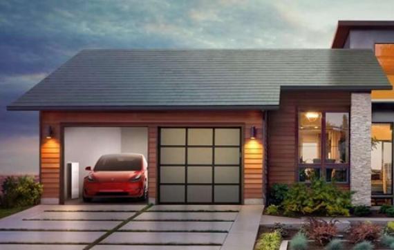 馬斯克:特斯拉太陽能屋頂明年進入大規模量產階段
