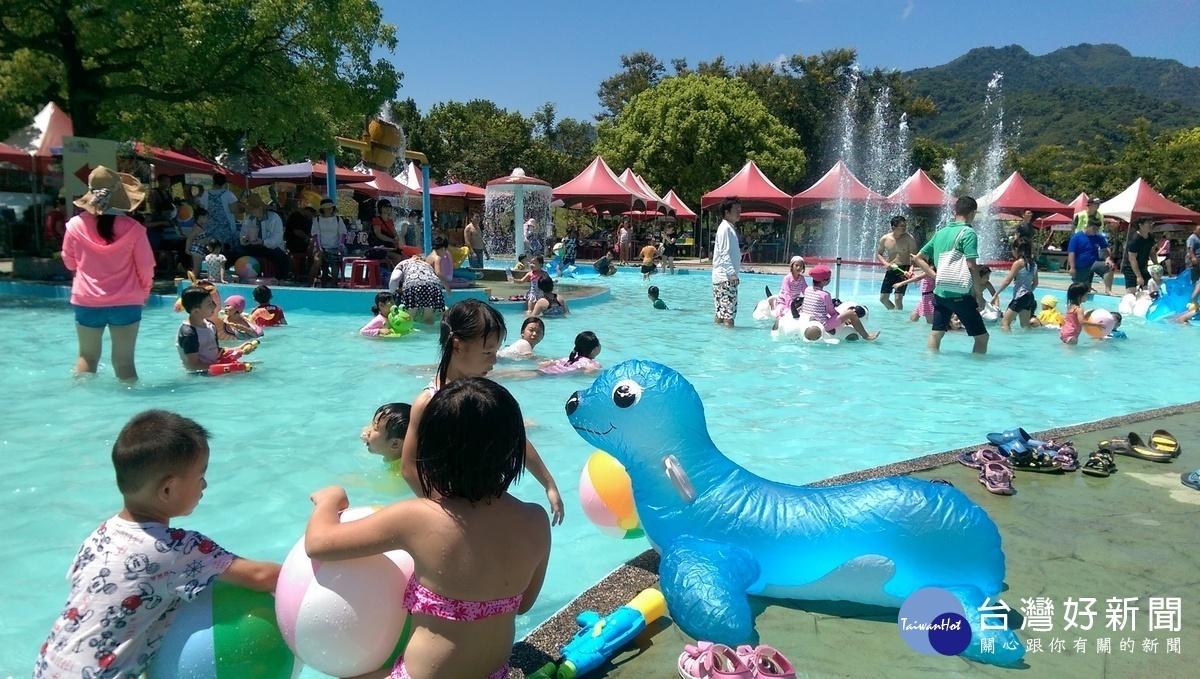 炎炎夏日清涼一下 水里玩水節活動盛大登場_租車