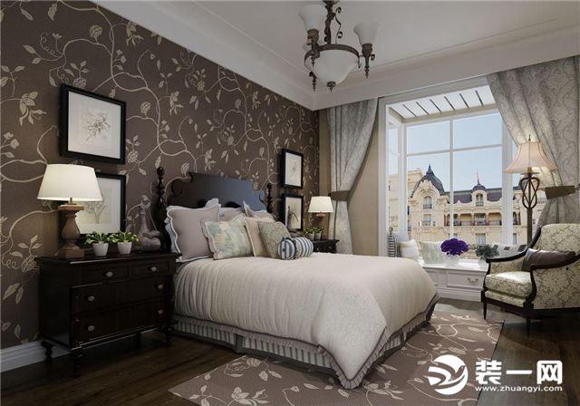 卧室壁紙什麼顏色最好看?裝修網分享卧室壁紙裝修效果圖