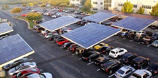 西澳將建首個太陽能停車場