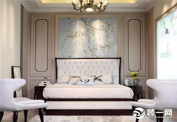 輕奢風格卧室裝修效果圖合集 卧室風格裝修就選輕奢風