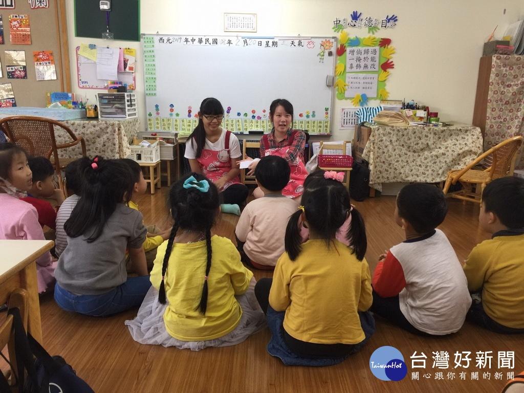 明台高中幼保科 4/13技職達人有愛精彩
