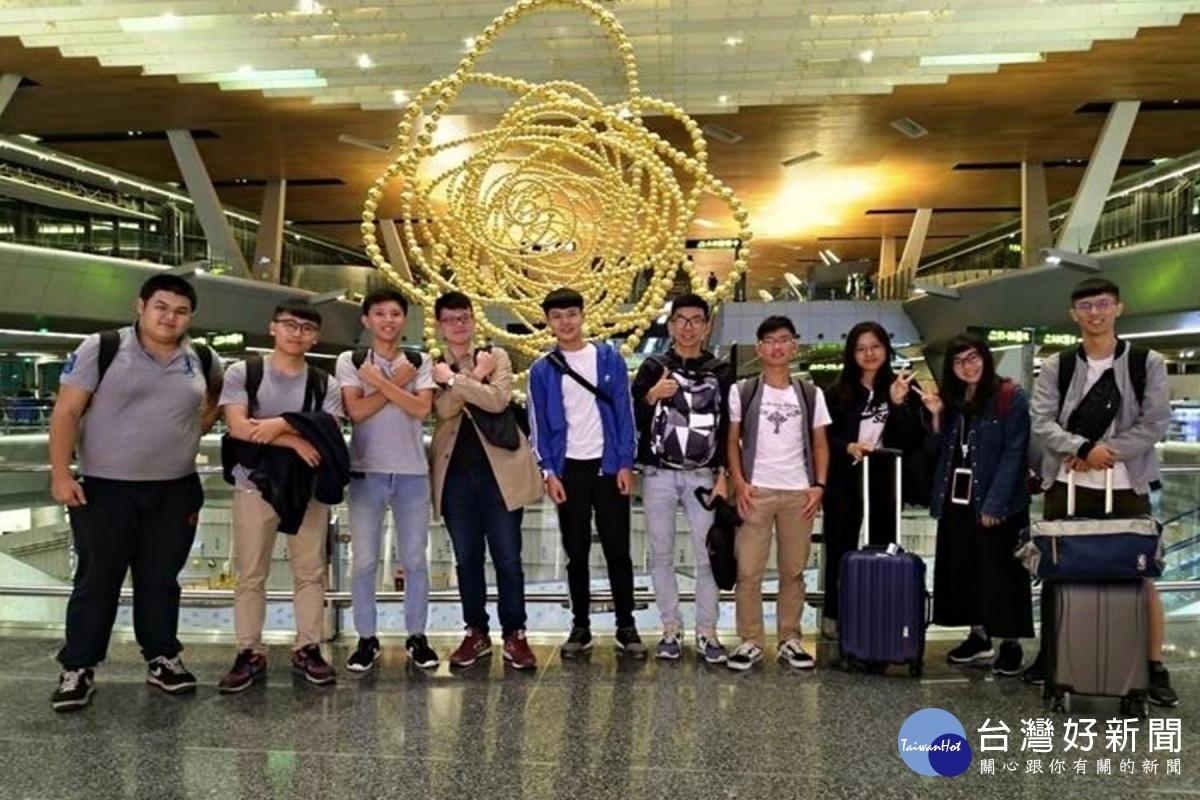 體驗國際交流 長榮大學19位學生前往捷克暑假短期遊學
