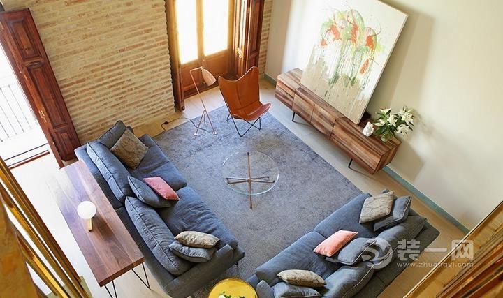 馬德里舊房翻新裝修 享受休閑愜意的文藝范兒生活