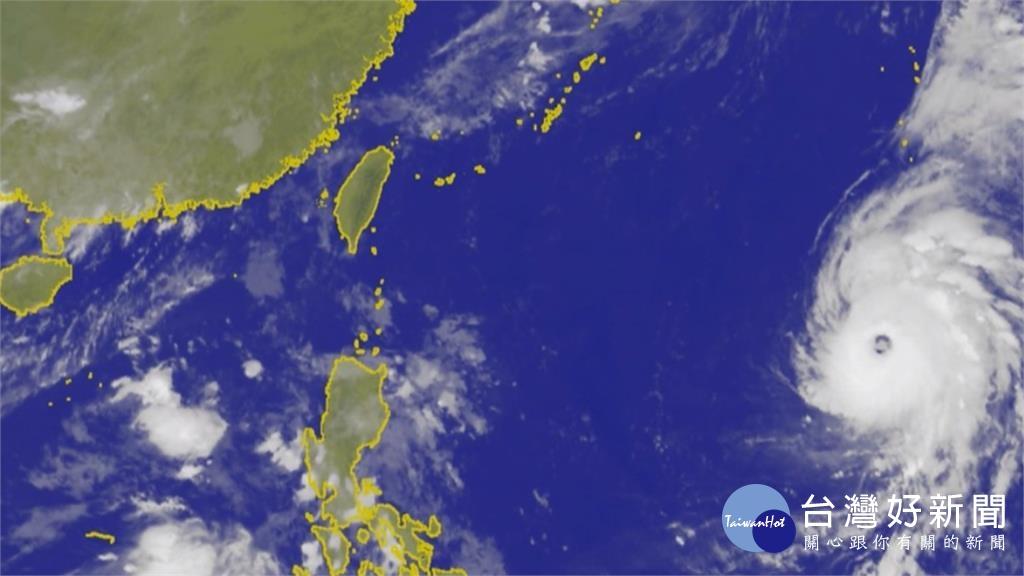 強颱「瑪莉亞」變身西北颱 最快週一發海警