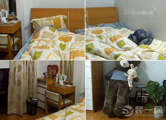 9平米卧室改造裝修溫暖日式風 附一萬元採買清單