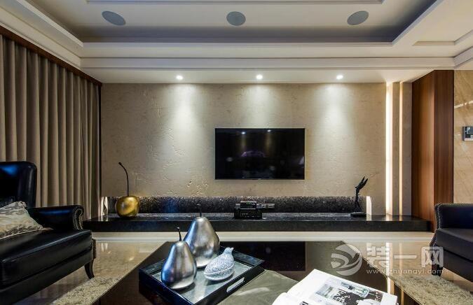 奢華現代風格設計 豪華大氣的150平米裝修效果圖欣賞