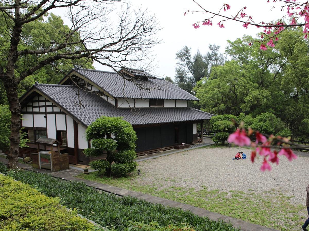 淡水一滴水紀念館 重現日本庭園景觀特色_