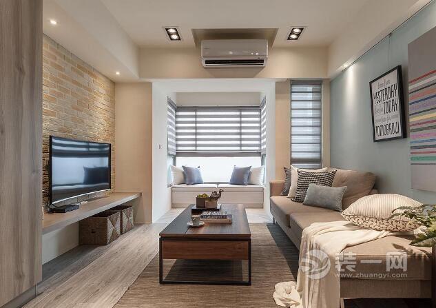 告別冷淡 裝修網推薦溫暖北歐風格小戶型兩居室設計