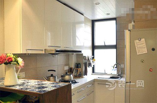 小戶型廚房收納技巧分享 解決你家小廚房擁擠煩惱