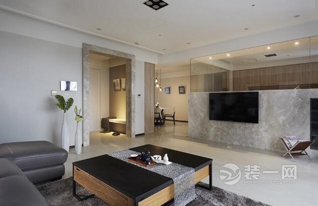 160平米四室兩廳裝修 現代簡約風格打造綠色健康宅