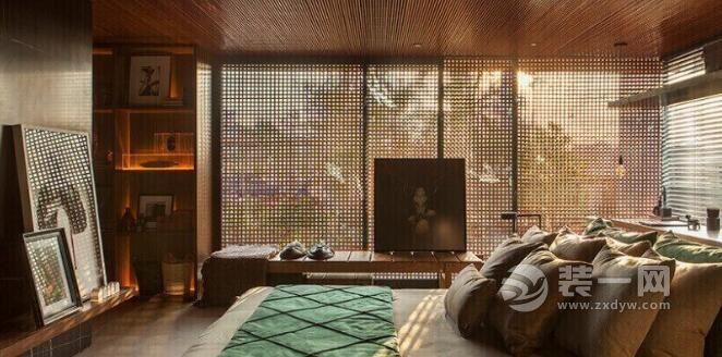 收藏家的角落 巴西130平米私人住宅設計自然淳樸