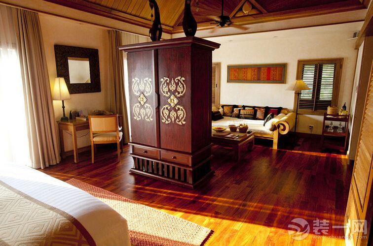 東南亞風格家居特點 注重細節和軟裝取材天然