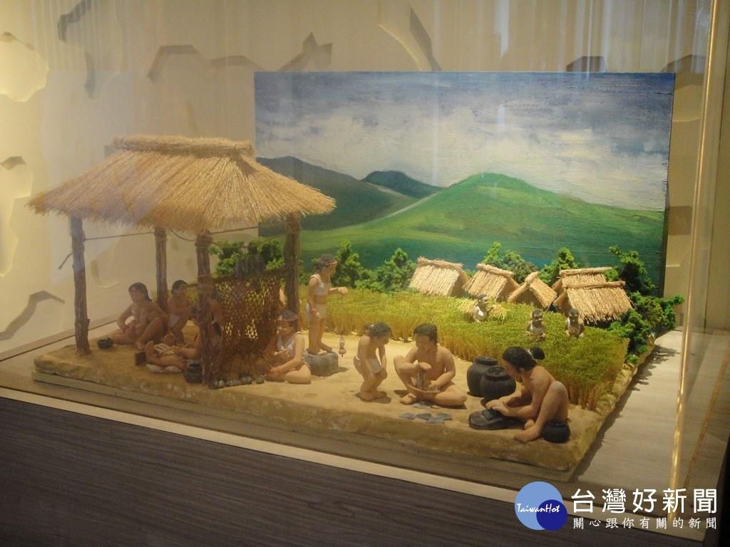 科博館更新常設展推出《古代人說故事》 展出南屯山仔腳遺址出土鐵刀