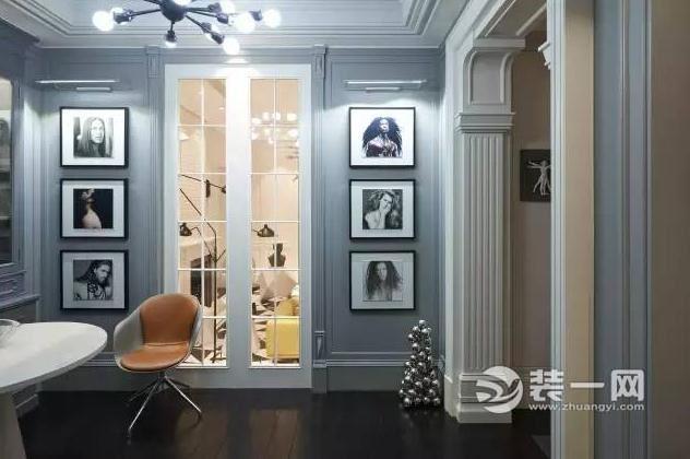 580平米英倫范別墅裝修 賦予這個家藝術氣質