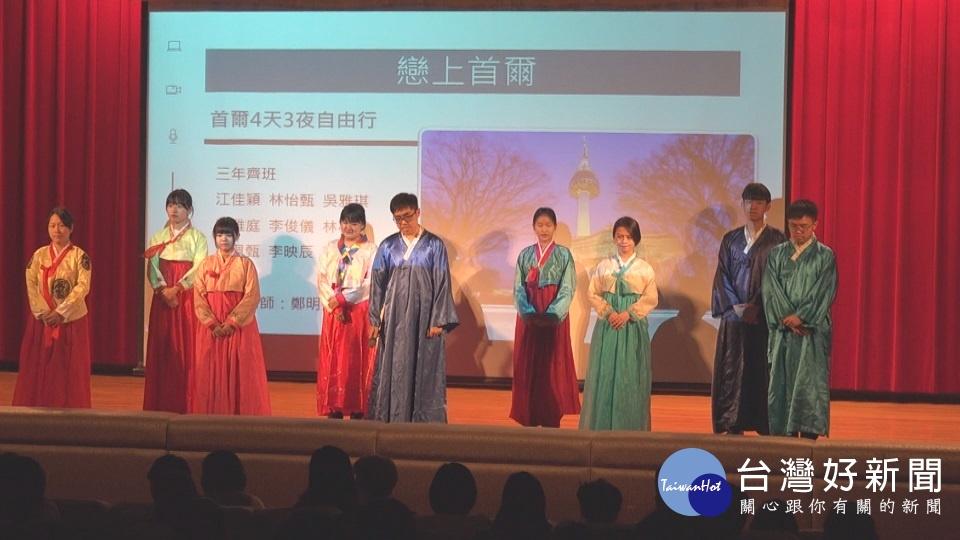 2019稻江觀光科成果發表 產學合作多元發展