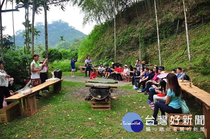 苗栗馬那邦草莓野地餐桌 邀民眾認識在地農業及飲食文化