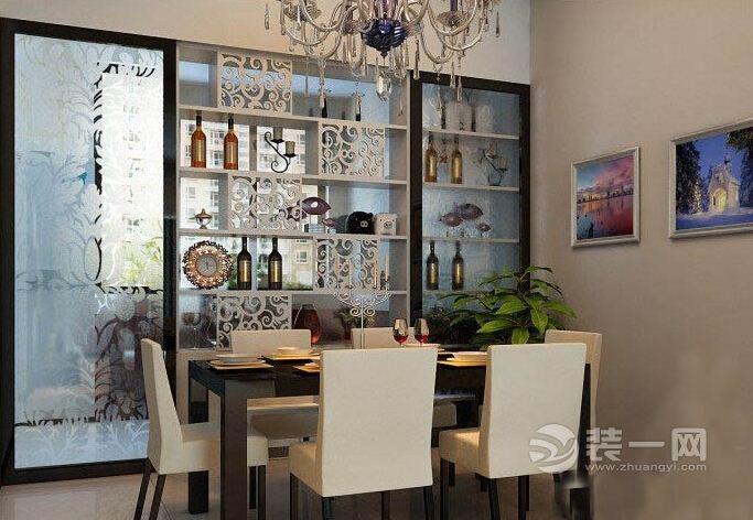 小型家庭酒櫃設計方案欣賞 坐家獨享品味小資情調