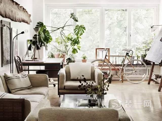 沒有多餘裝飾 簡單而溫馨的暖木色風格設計案例