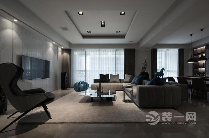 180平米別墅設計圖 裝一網推薦質感大氣裝修效果圖