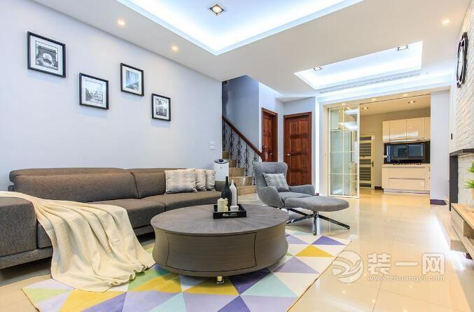 現代簡約風格別墅設計 注入北歐元素讓大戶型更體貼
