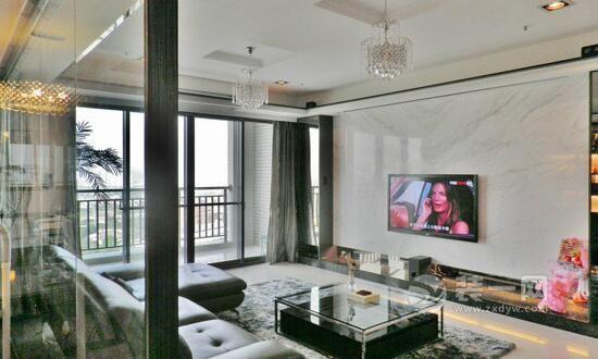 別墅客廳怎麼設計?2017歐式別墅客廳裝修效果圖大全