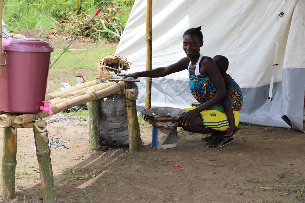 研究:伊波拉疫情將隨二氧化碳濃度升高而擴大